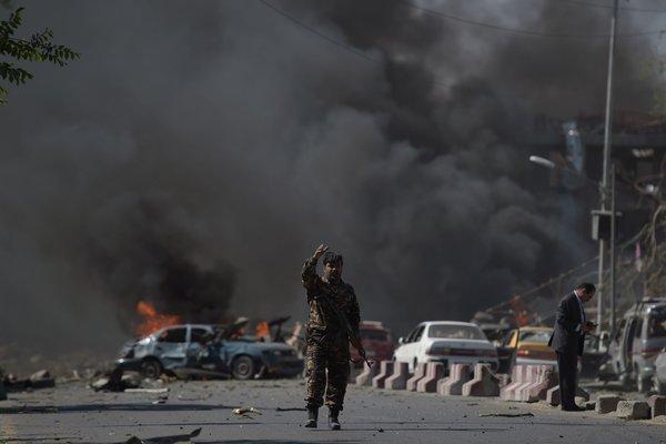 Kabul, un'altra strage ISIS in pieno Ramadan