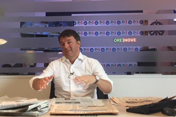 Legge elettorale, Renzi: soglia resti al 5%