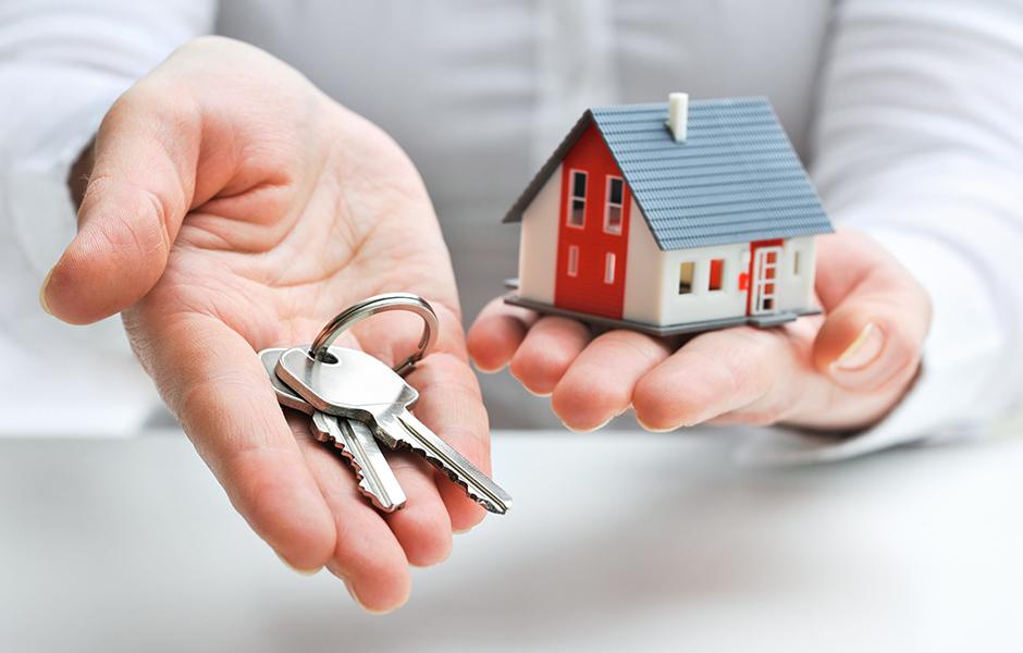 Gli italiani comprano casa: rialzo del 18,9%