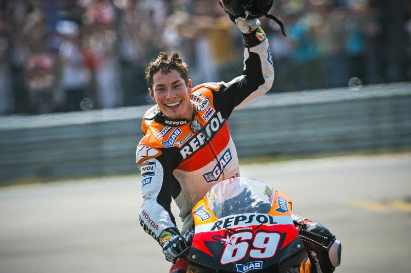 Addio a Nicky Hayden, il Kentucky Kid del MotoGP