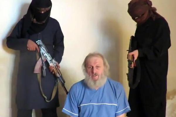 Riappare Sergio Zanotti, l'italiano rapito in Siria