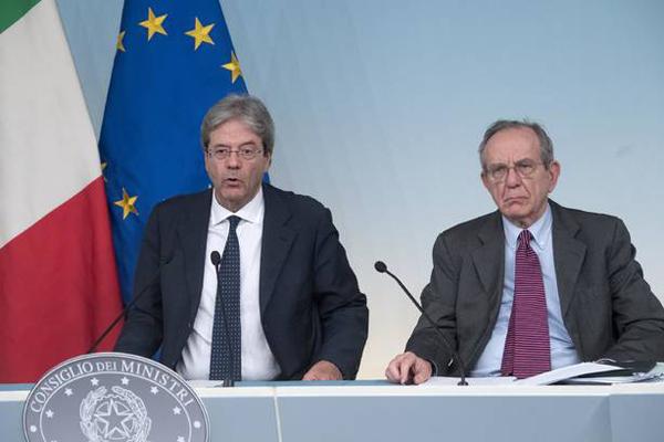 Banche venete, Bankitalia: sì alla cessione