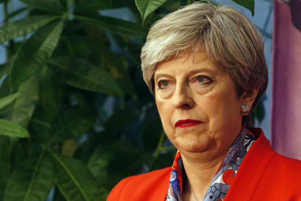 GB: dimissioni annunciate per Theresa May