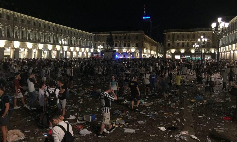 (Ancora) terrorismo a Londra. A Torino  i suoi effetti