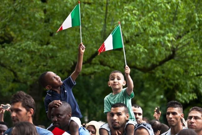 Ius soli e immigrazione: italiani impauriti da terrorismo
