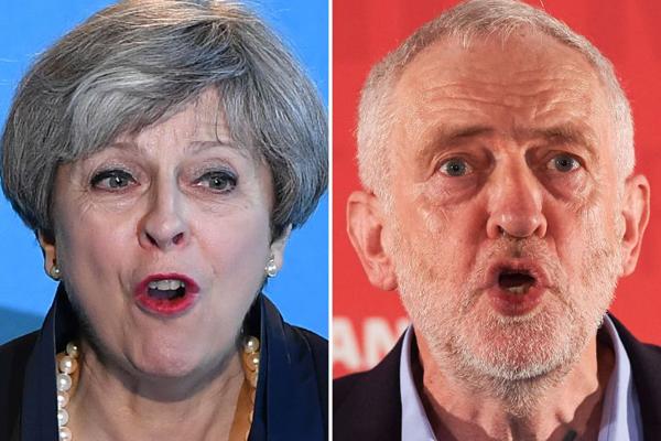 GB: oggi si vota, May alla prova delle urne