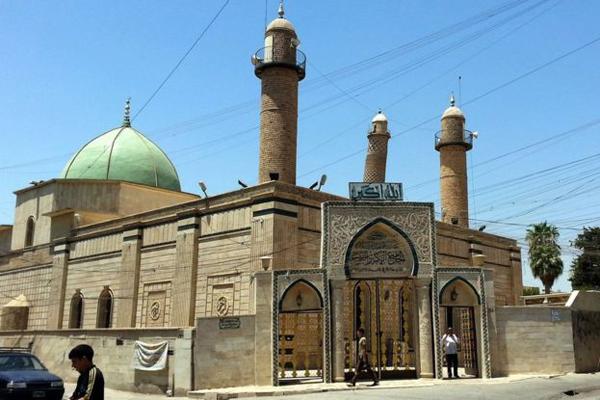 Mosul, distrutta la moschea di al-Nuri