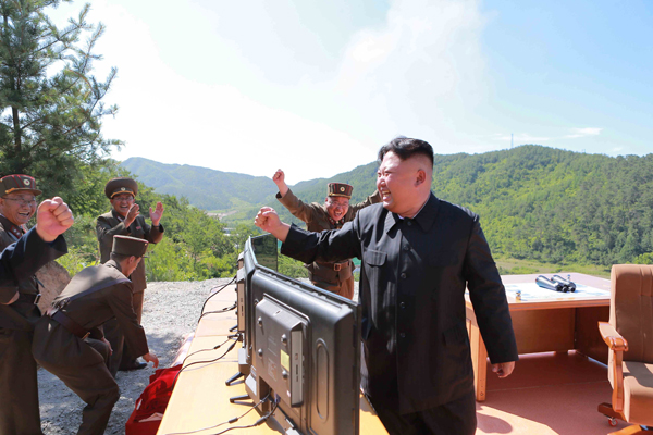 Corea, il missile di ieri