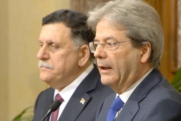 Libia, Sarraj chiede aiuto all'Italia