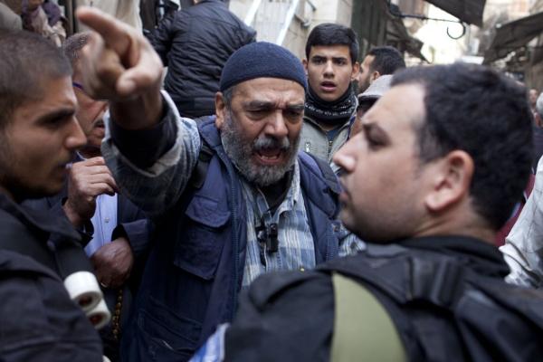 Spianata delle Moschee: nuovi scontri, 3 morti