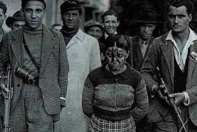 targa alla 13enne stuprata e uccisa dai partigiani a Savona