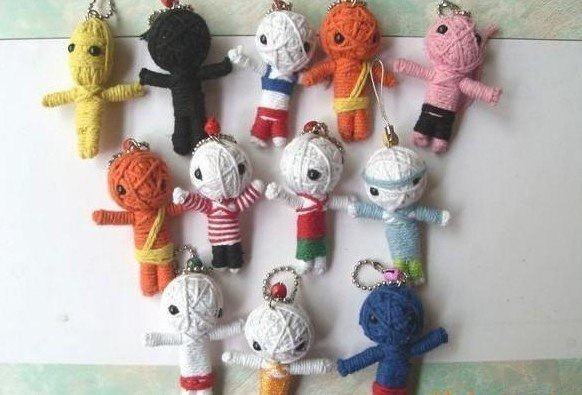 bambole voodoo