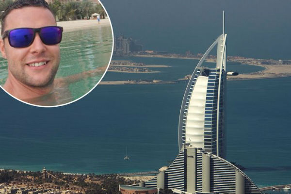 Dubai, urta fianco di un arabo: in carcere