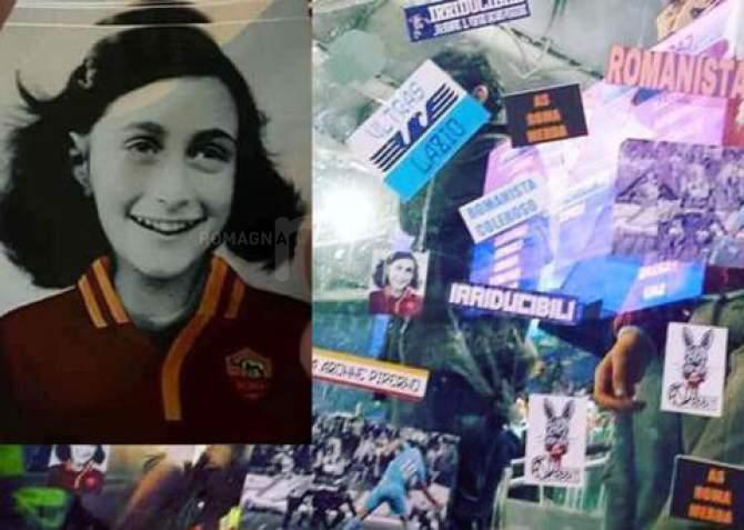 Anna Frank: identificati 'irriducibili' laziali