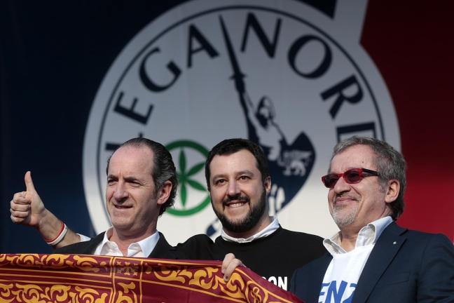 Referendum autonomia Nord: per il sì un plebiscito