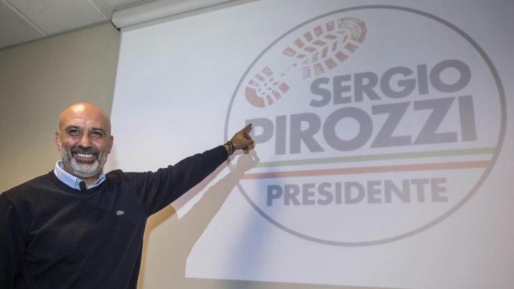 Pirozzi: un caffè con Berlusconi? lo prenderei volentieri