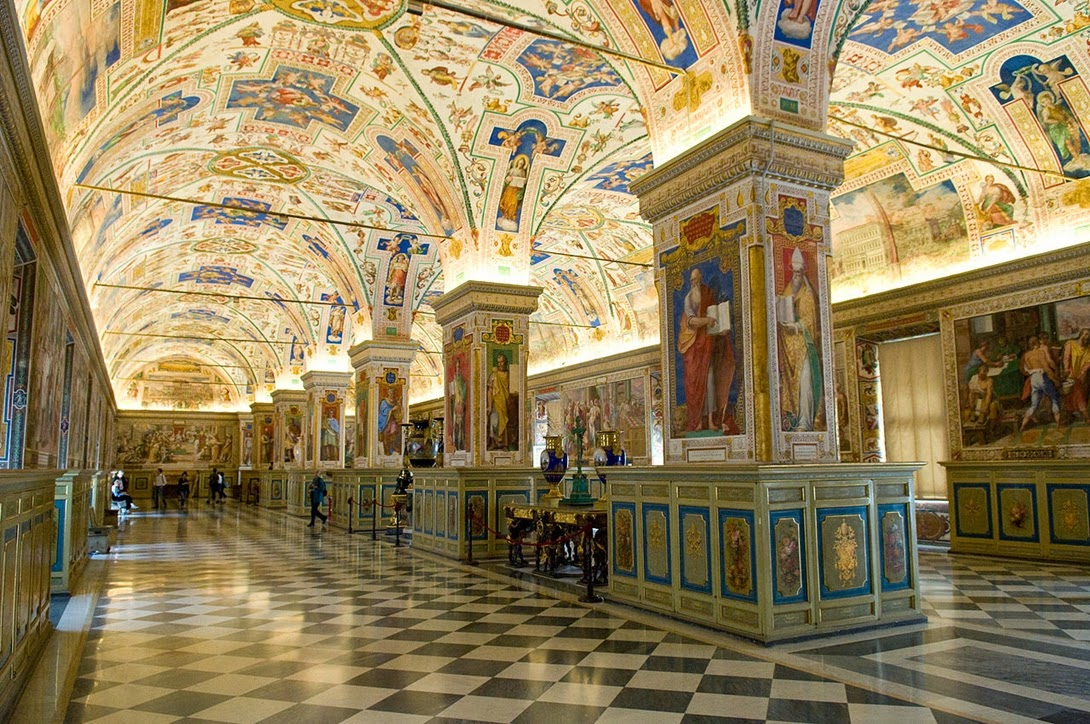 Biblioteca Apostolica Vaticana - Tutt'Art@ (23)