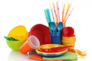 oggetti in plastica