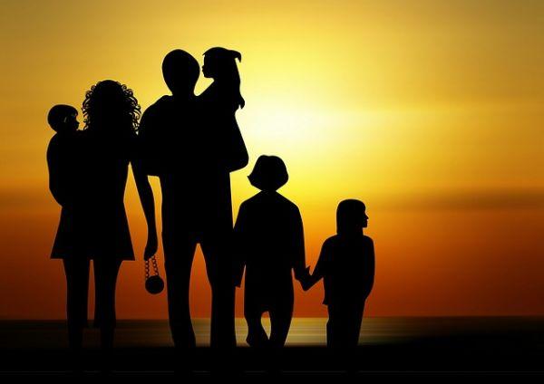 famiglia come rifugio