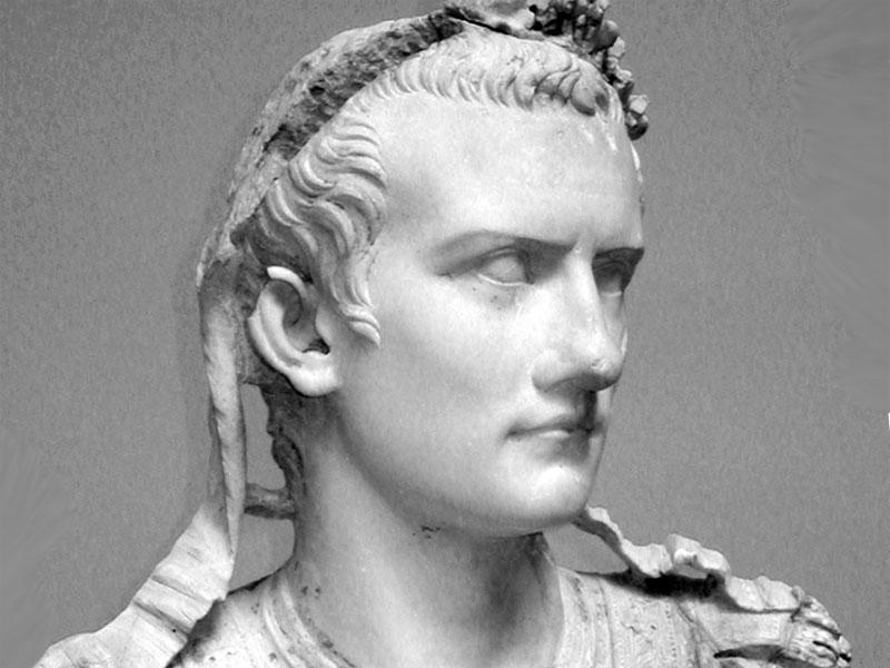 Imperatori sanguinari: Caligola