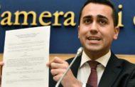 M5S: atto impegno su taglio stipendi parlamentari