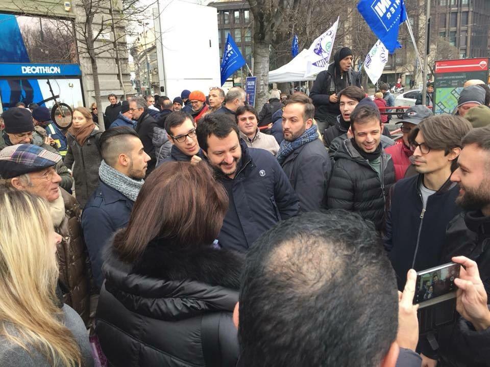 Il 4 marzo vincerà la paura. Cioè Salvini