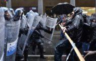 CasaPound, guerriglia a Torino con 6 agenti feriti