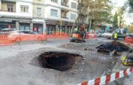 Roma, il 93% delle strade è dissestato