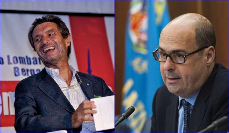 Regionali, Lombardia al cdx. Lazio conferma Zingaretti
