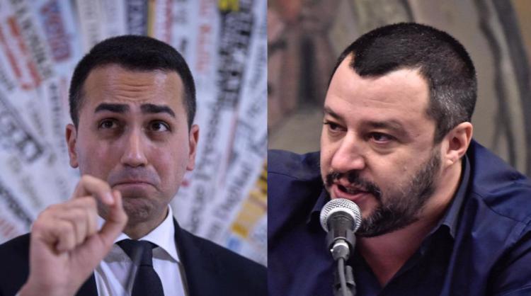 Prove di governo tra Salvini e M5S.