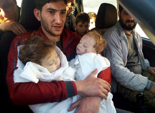 SIRIA: L'INIZIO DI UNA NUOVA GUERRA?