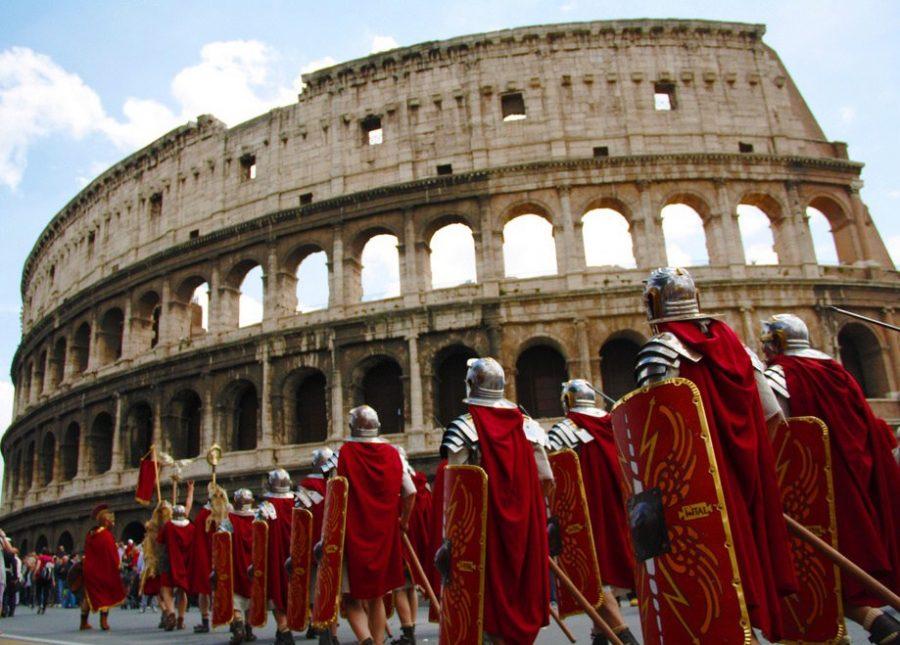 Natale di Roma: eventi, buche e buchi