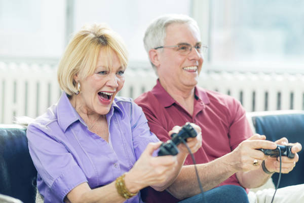 Exergame, videogiochi contro Alzheimer e demenza