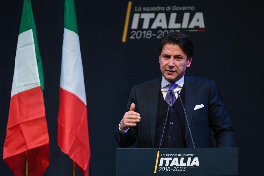 Conte premier. Decolla il governo Di Maio-Salvini
