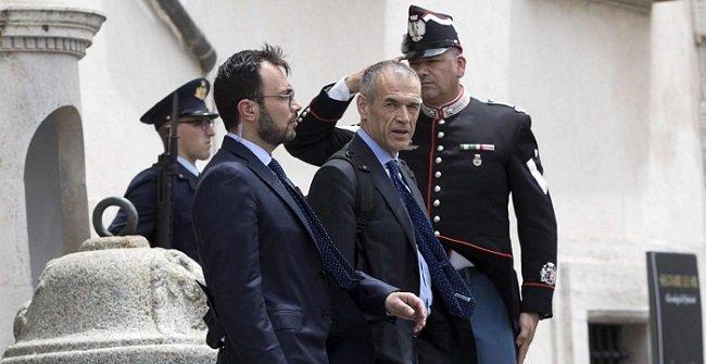 Colpo di scena, Cottarelli forse lascia. Voto a fine luglio?