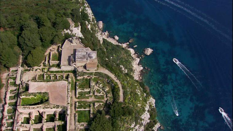Villa Jovis: a Capri l'ultima residenza di Tiberio