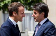 Conte-Macron, hotspot nei Paesi di provenienza