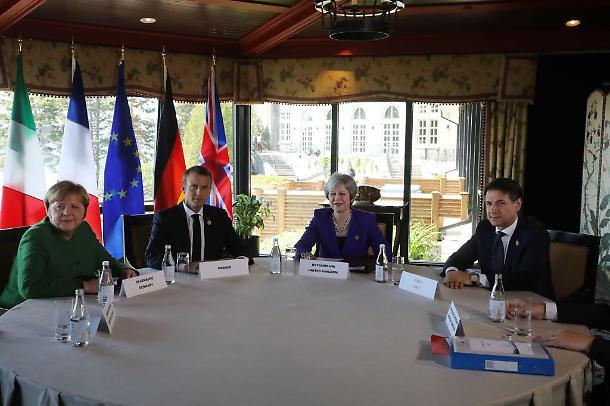 Italia-Francia, pace fatta tra Conte e Macron