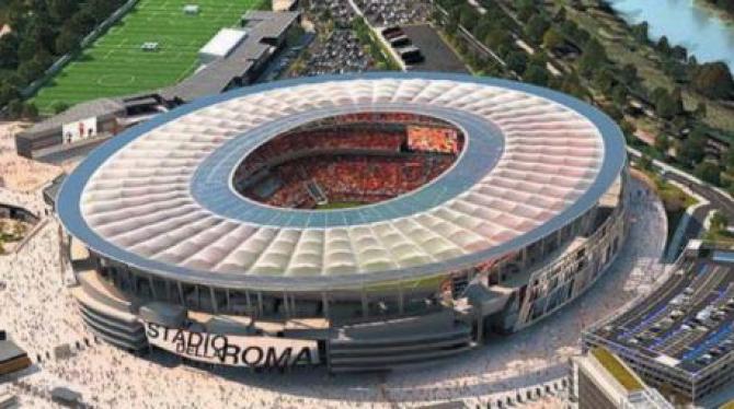 Nuovo stadio Roma, in manette 9 persone
