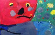 Colori come parole per Clara, 12 anni, alla seconda mostra