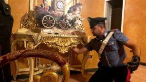 Le fasi dell'operazione di Carabinieri arresti clan Casamonica