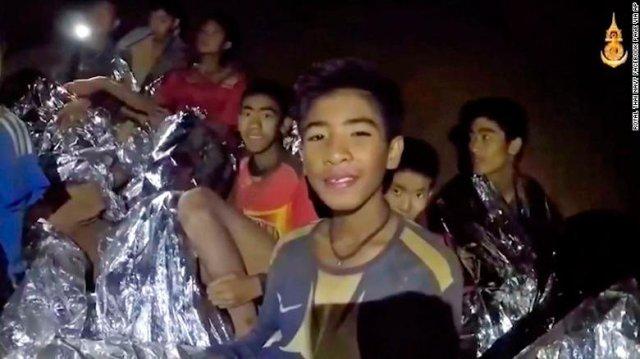 Thailandia, in un film la storia della grotta