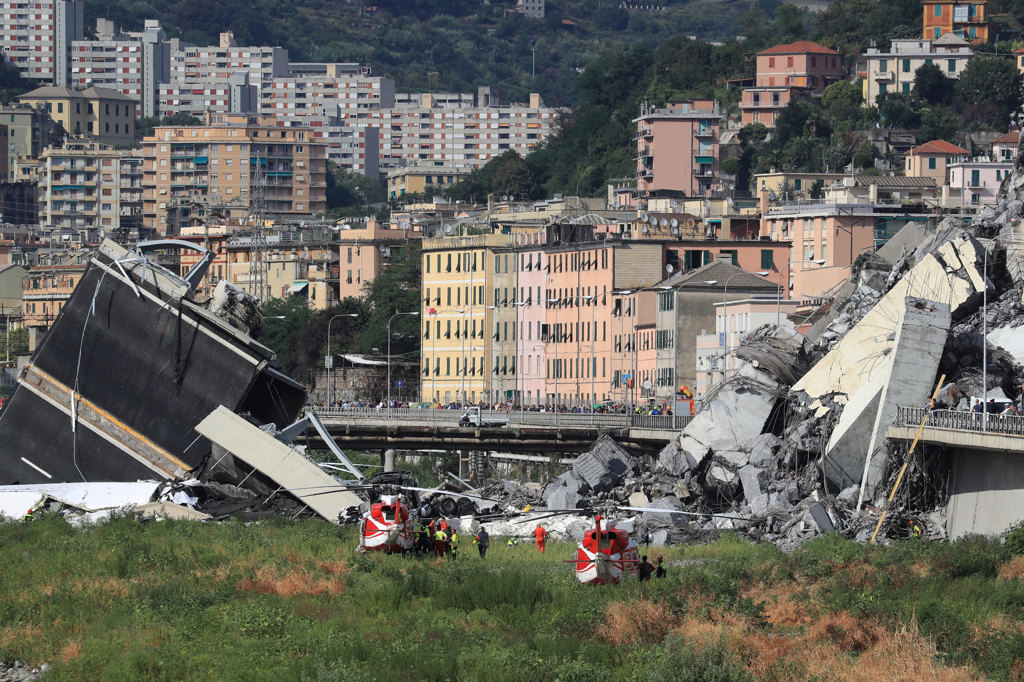 Ponte Genova, Autostrade sempre più nei guai