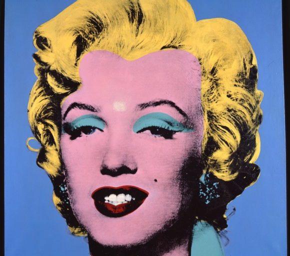Warhol, il mito delle celebrità in mostra a Roma