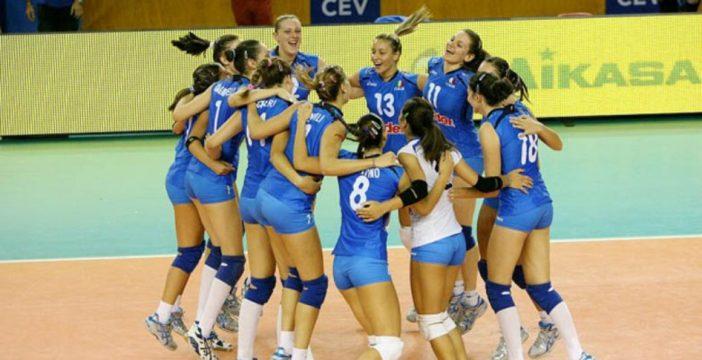 Le azzurre del Volley volano in finale