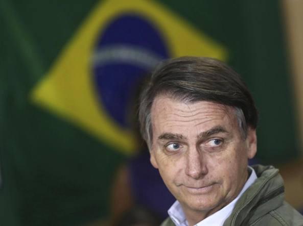 Il destino del Brasile nelle mani di Bolsonaro