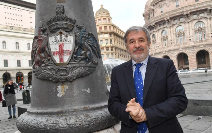 Genova: il sindaco Bucci nuovo commissario