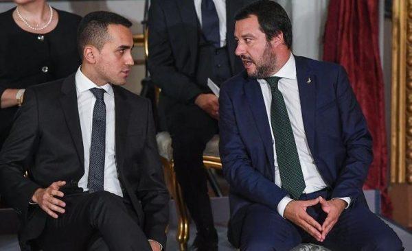 Salvini-Di Maio, un faccia a faccia lungo un'ora