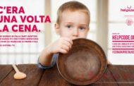 'C'era una volta la cena': raccolta fondi per bambini malnutriti