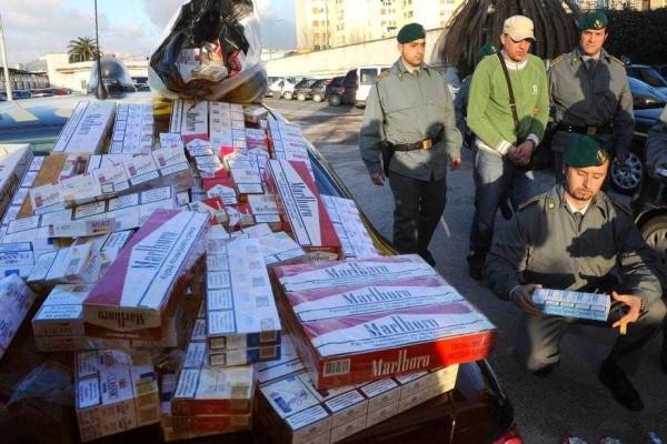 sigarette, il ritorno del contrabbando